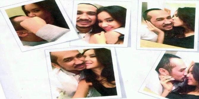 Foto Mesra Abraham Samad dan Elvira