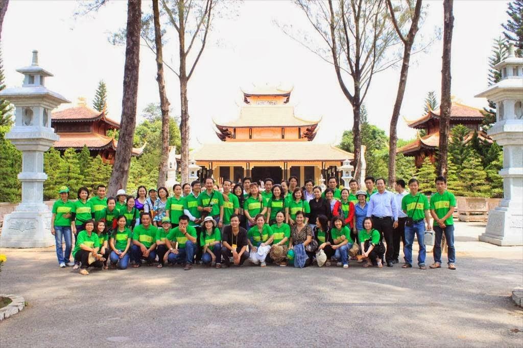 Khám bệnh từ thiện tại chùa Thường Chiếu