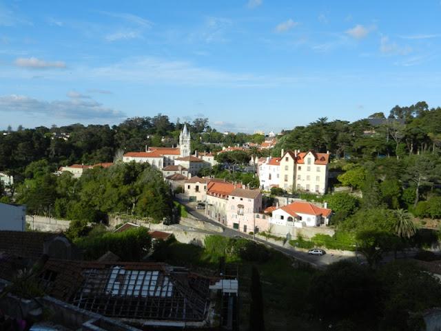 Синтра Португалия