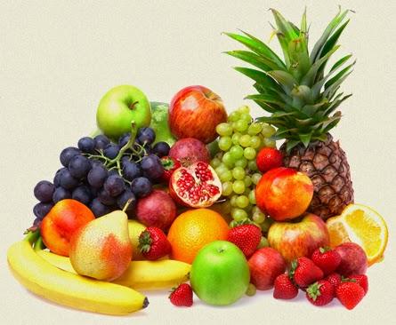 Rau xanh, trái cây có tác dụng giảm cân tiêu biểu