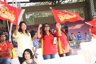 Mumbai Heros Vs Chennai Rhinos Match at CCL 5 ~ Celebs Next