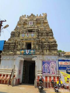 Vilakoli Perumal Temple Kanchipuram