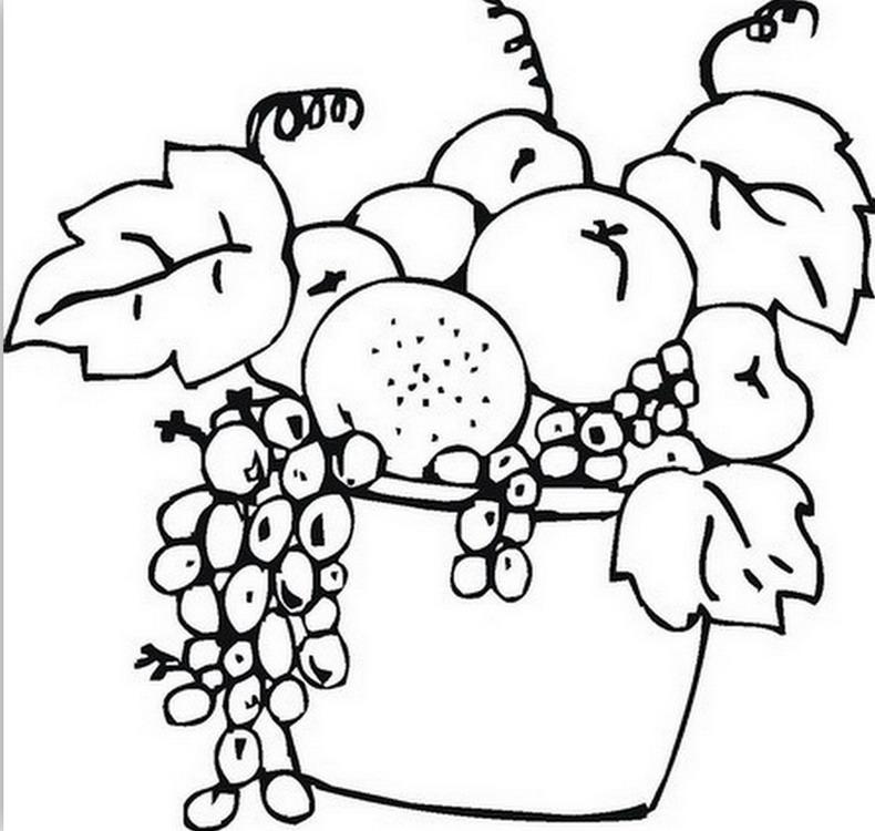 Im genes arte pinturas flores y frutas para colorear for Mesas de dibujo artistico