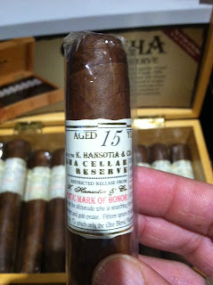 cellar reserve Gurkha cigar