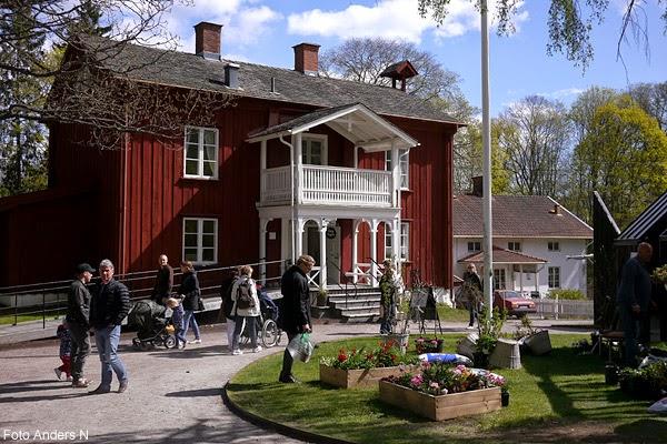 Alsters herrgård, vårmarknad