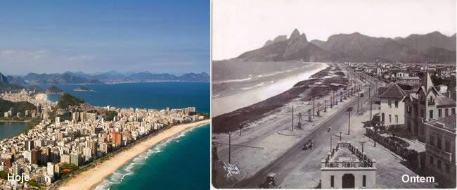 Praia de Ipanema, bairro que dita a moda Carioca