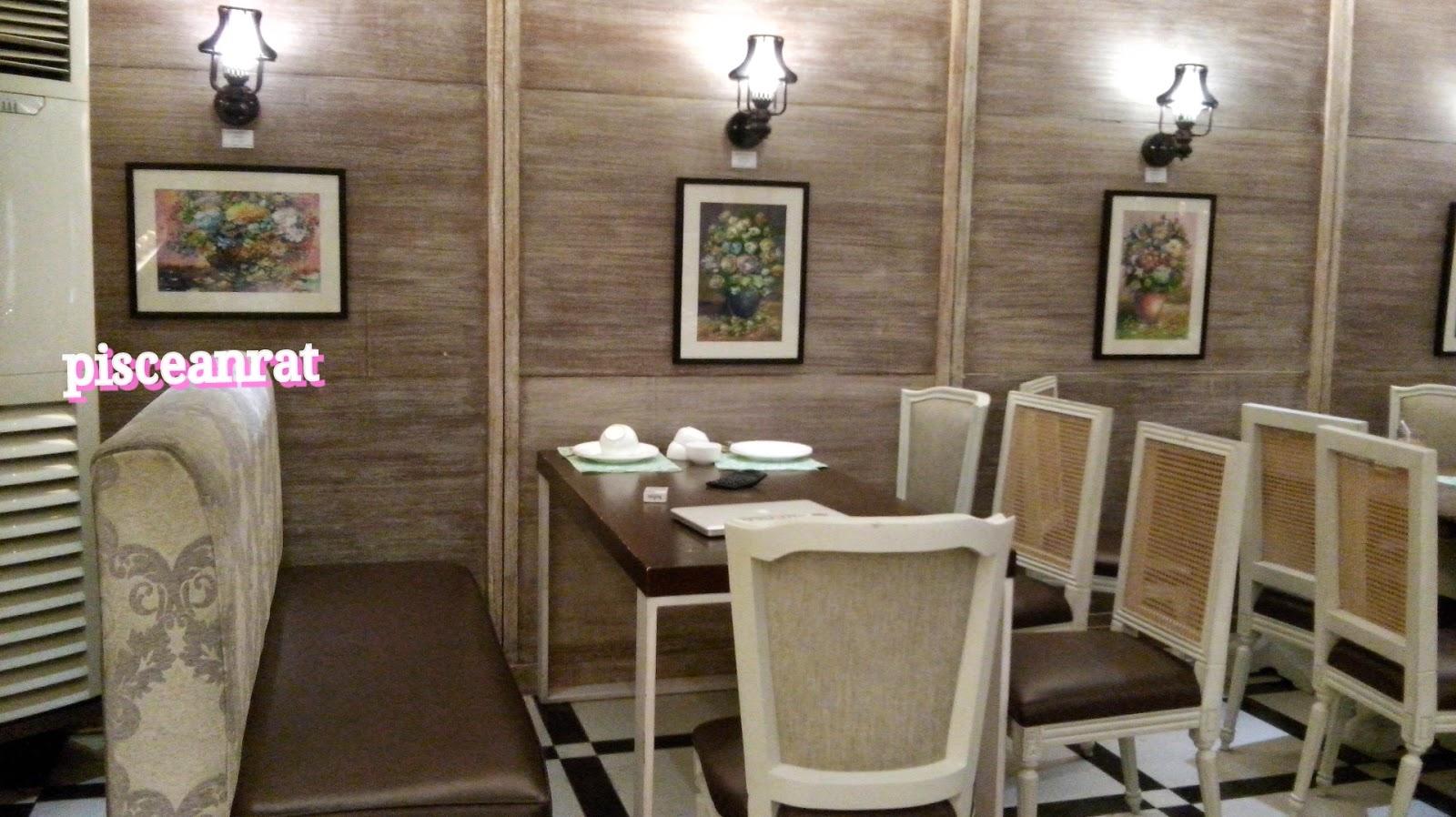 pinac restaurant review