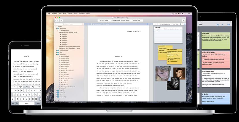 Write my free novel writing software