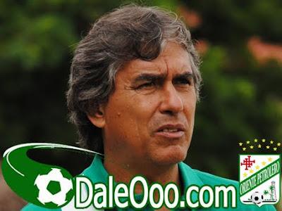 Oriente Petrolero - Carlos Argonés - Club Oriente Petrolero