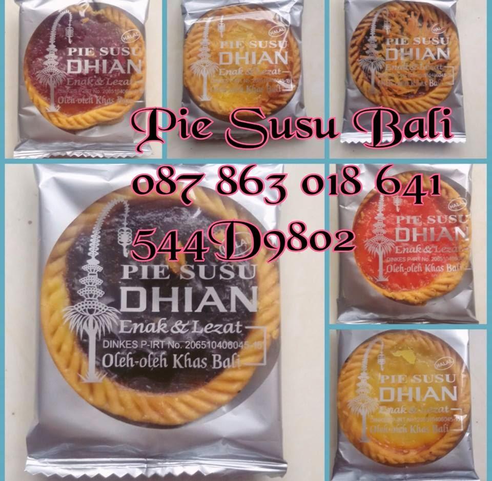 Pie Susu Asli Enak Online Delivery