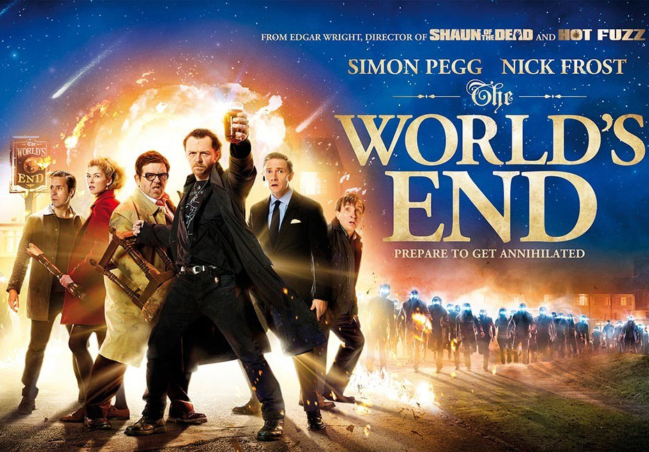 The World's End: New Trailer & Posters - Undead Monday