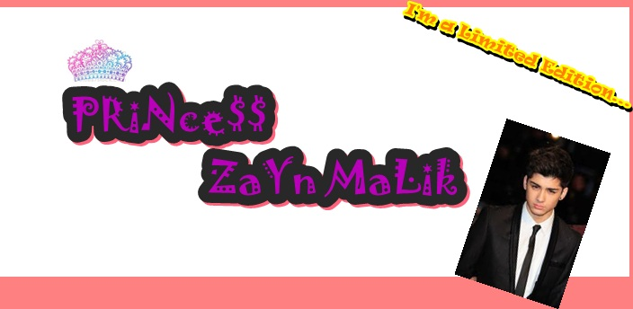 PrInCe$$ ZaYn MaLik