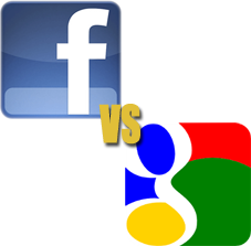 Facebook Vs Google+ cold war starts with New Gaming Features added by facebook  google games facebook