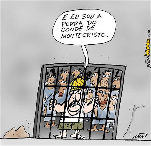 Juiz Peluzo: As prisões no Brasil são medievais