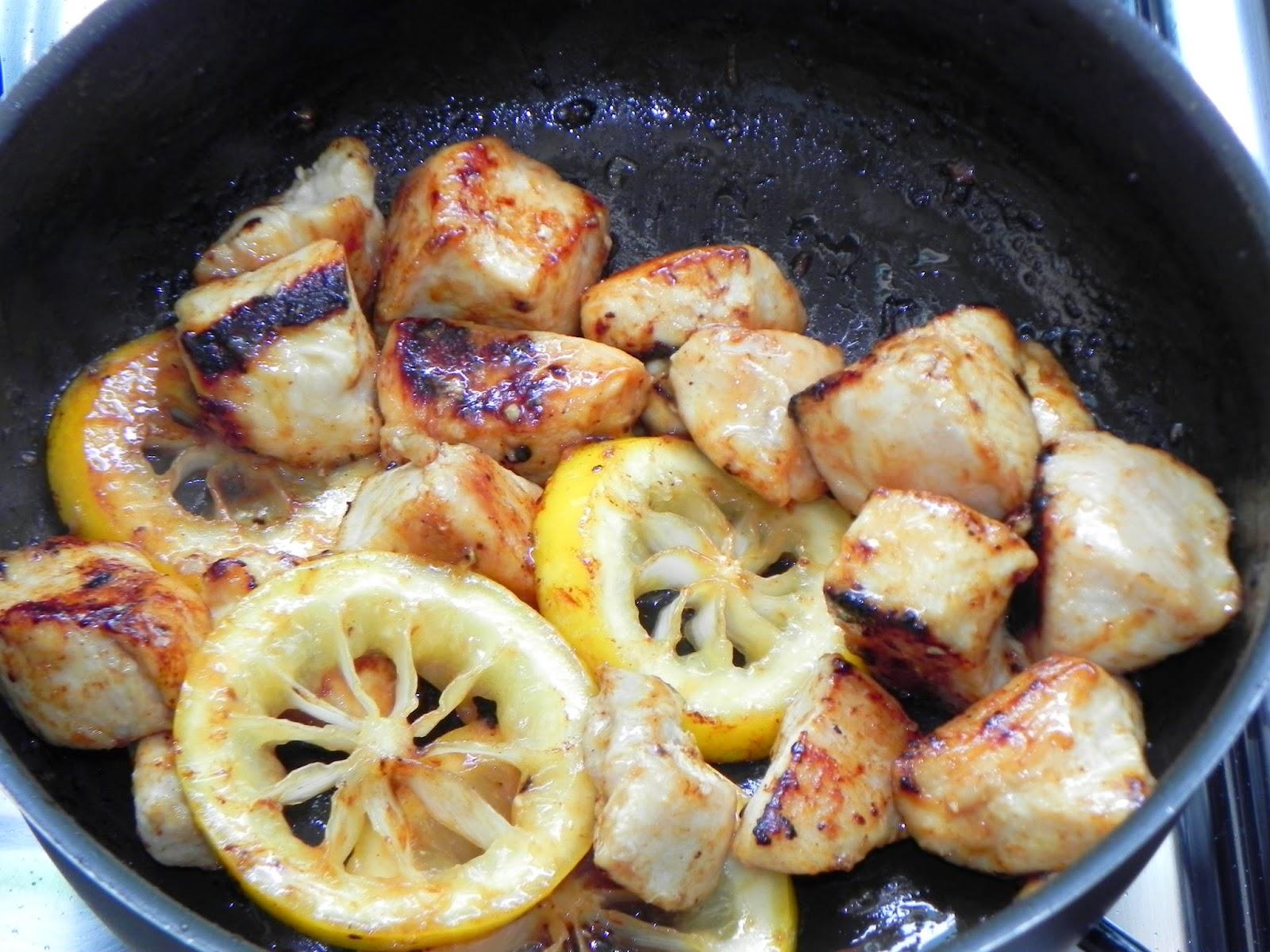 receita peito de frango com limão