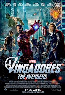 Assistir Os Vingadores: The Avengers Dublado Online HD