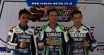 Yamaha Sunday Race R Cup Series Seri 2 - Best Time R25 Meningkat!