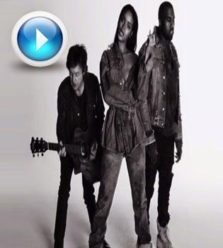 Rihanna, Kanye West e Paul McCartney  Em Destaque