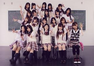 Lyric and Chord Guitar AKB48 - Ooge Diamond