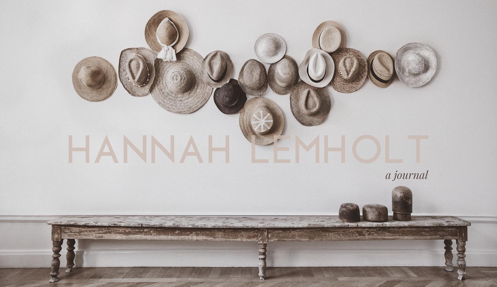 Hannah Lemholt