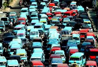 Makassar Direjam Kemacetan