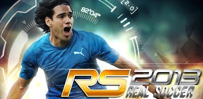 Download Real Soccer 2013 Apk Free Android Game