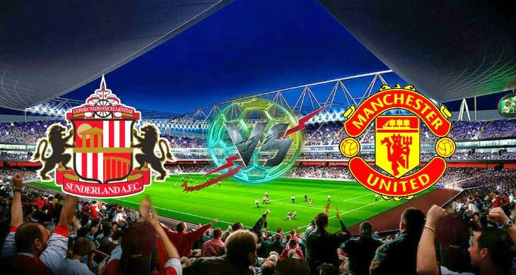 Prediksi Bola Sunderland vs Manchester United 24 Agustus 2014