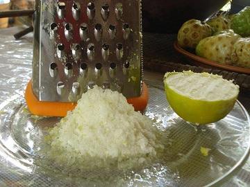técnica de congelado de limón es super eficaz contra los tumores malignos