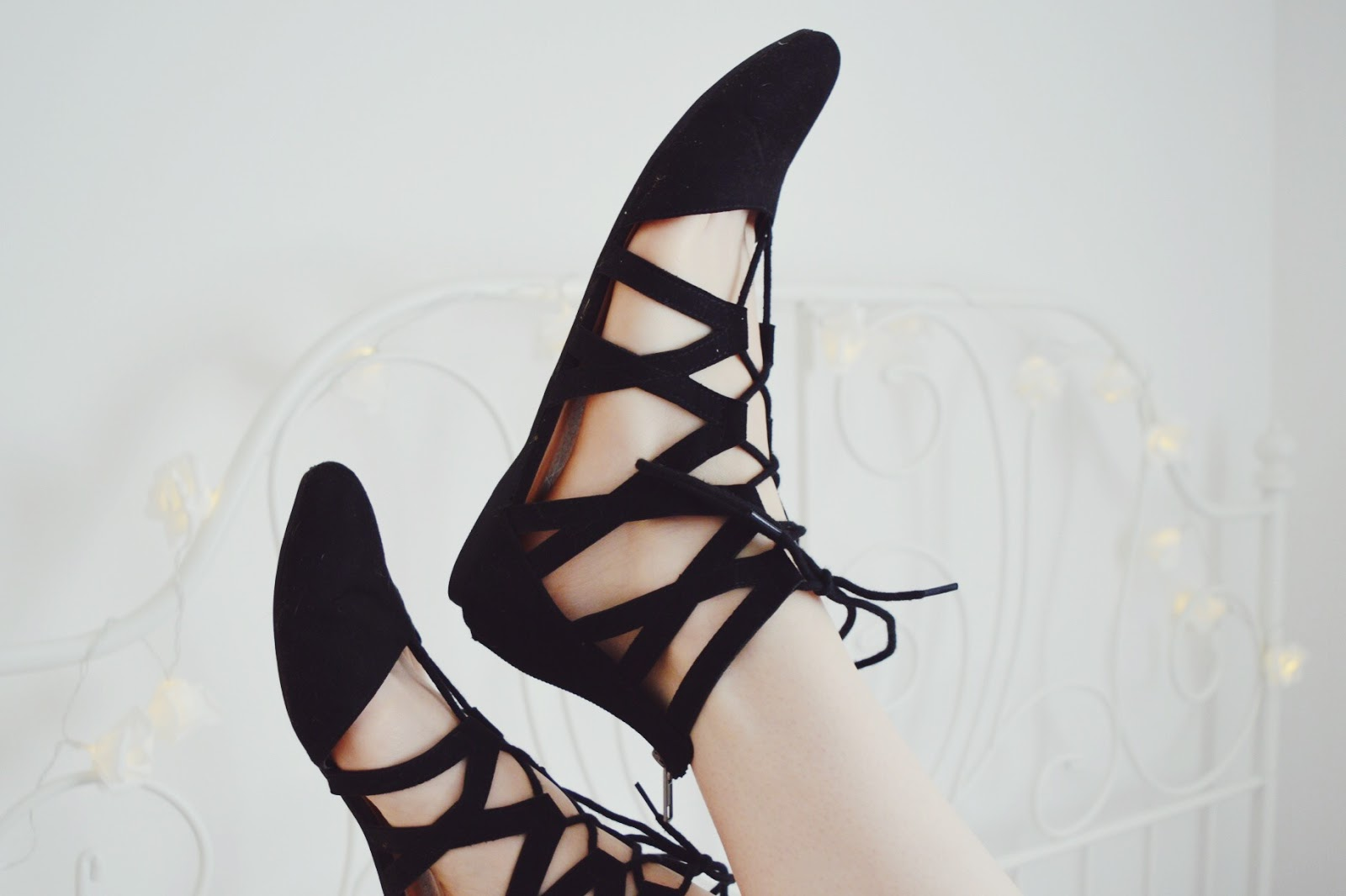 Primark lace up flats, FashionFake,Fashion bloggers