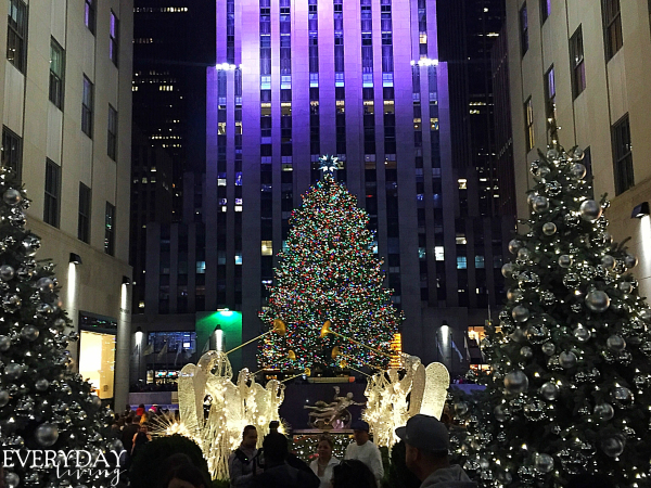 Rockefeller Center Christmas