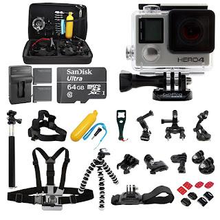 GoPro HERO4 Kit