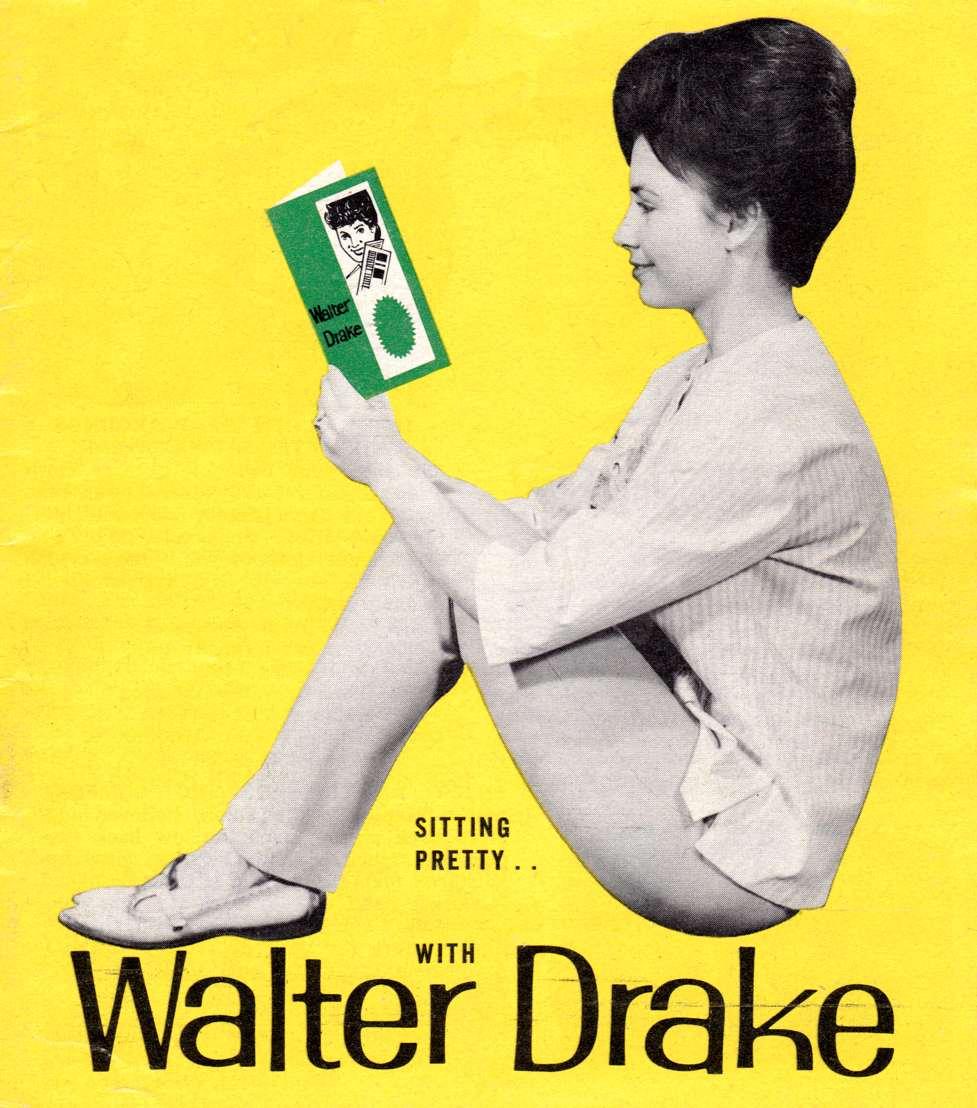 Sitting Pretty... with Walter Drake '65 | fretfr