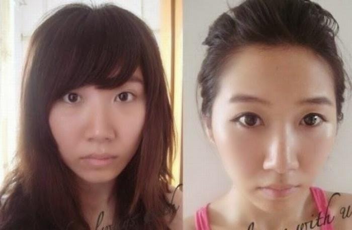 Разные перевоплощение японки 5 фотография