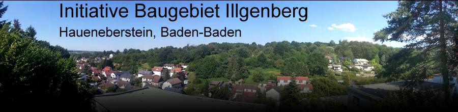 Initiative Baugebiet Illgenberg