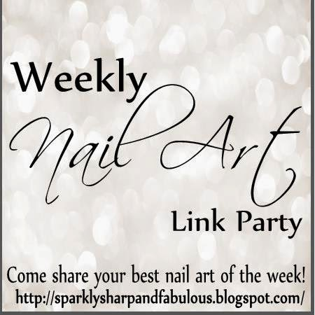The Sparkle Queen: Best Of: Nail Art Weekly Link Party