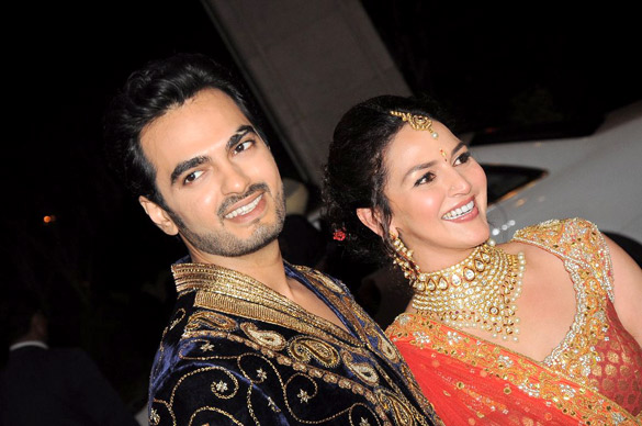 Esha Deol with husband  Bharat Takhtani