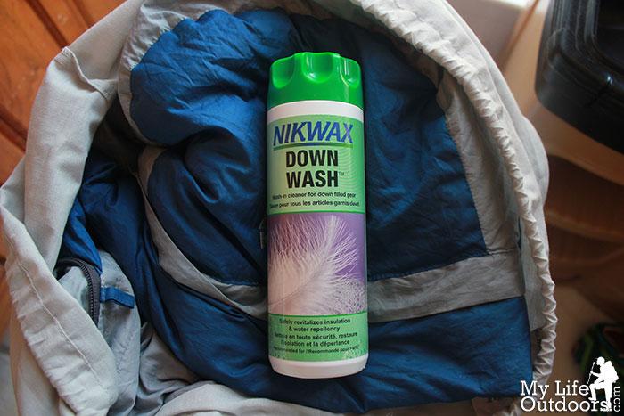 Washing Down Sleeping Bags and Jackets
