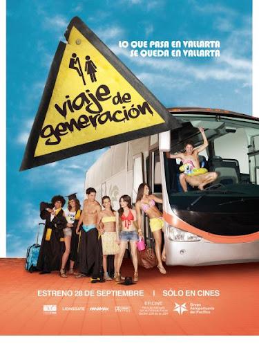 Viaje de Generación DVDRip Español Latino