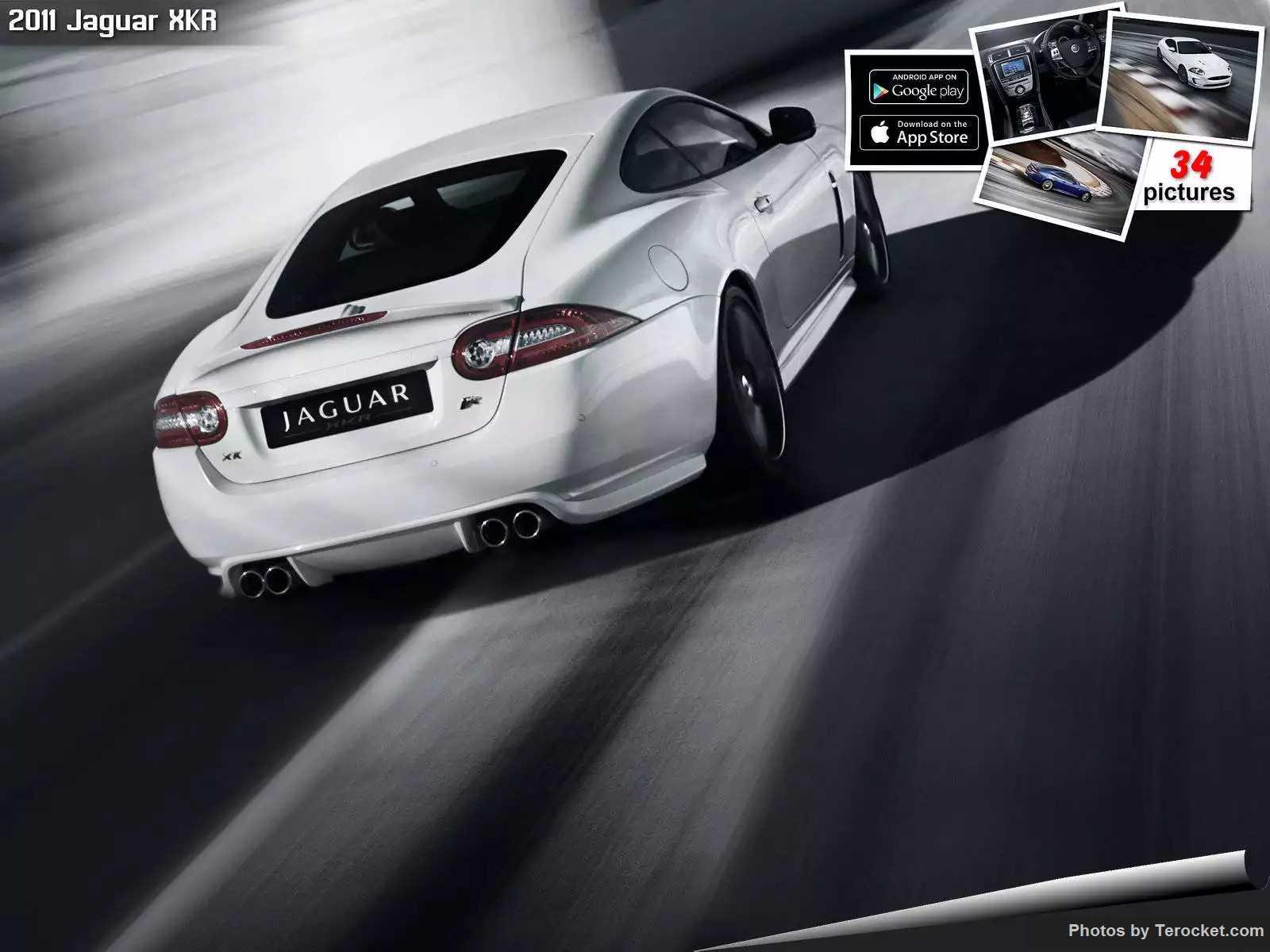 Hình ảnh xe ô tô Jaguar XKR 2011 & nội ngoại thất