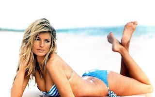 Marisa miller hot photo at beach