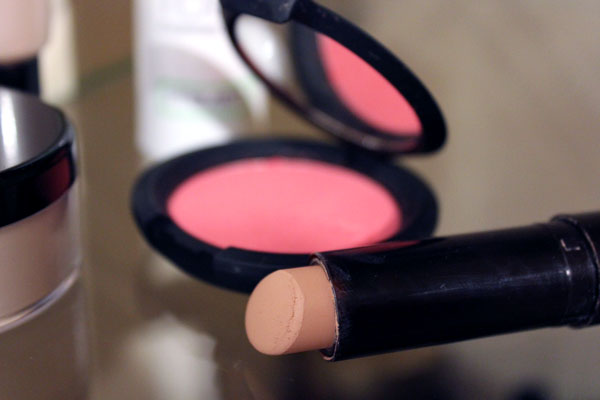 modemoiselle, fashion blogger, make up review, make up base, make up essentials, blush, correttore, kiko, rimmel