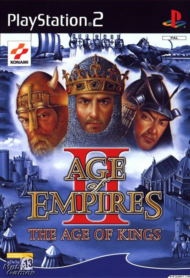 Age Of Empires II:The Age Of Kings PS2