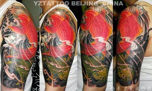 Estilos de tatuaje belagoria la web de los tatuajes for Vater japones