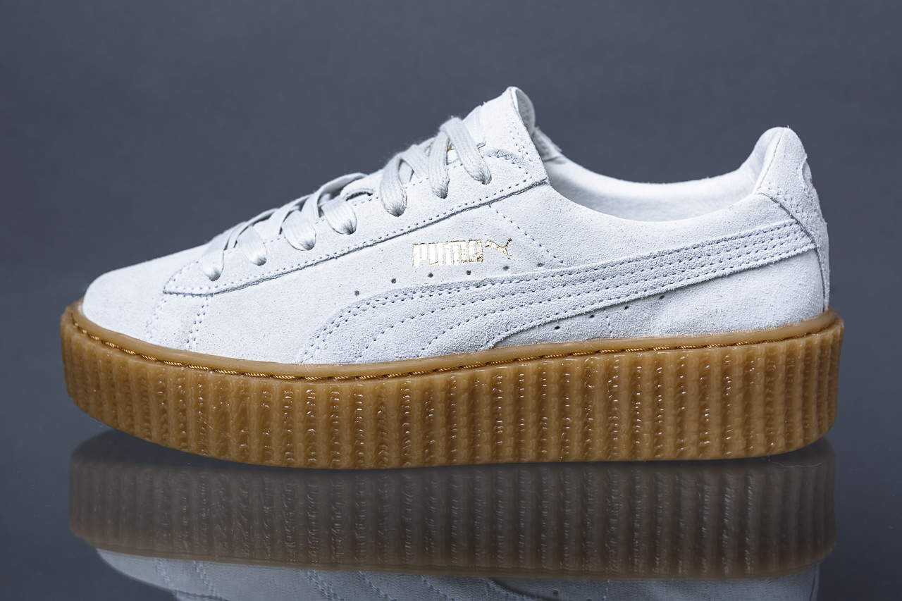 puma basket by rihanna