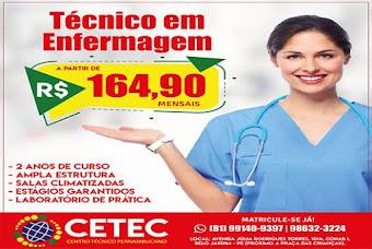 Apoio  CETEC