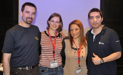Mars500 Tweetup