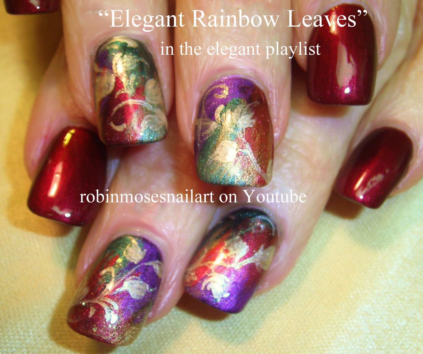robin moses nail art fall nails fall trends 2014