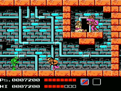 Aquellos Maravillosos Vintage TEENAGE MUTANT NINJA TURTLES NES 1989