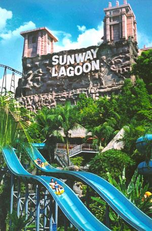 Travel To Malaysia Sunway Lagoon Selangor Malaysia