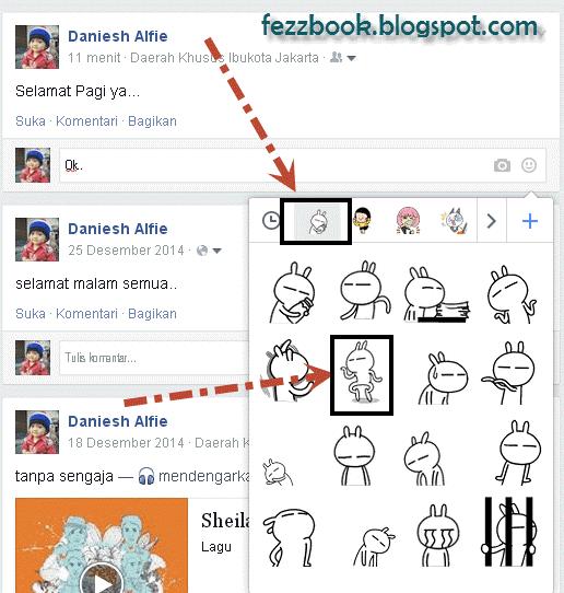 komentar facebook GIF lucu